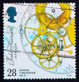 Postage stamp GB 1993 Marine Chronometer — Stock Photo
