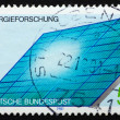 Postage stamp Germany 1981 Solar Generator — Stock Photo