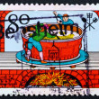 Stock Photo: Postage stamp Germany 1983 Brewers, Engraving