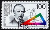 Postage stamp Germany 1994 Hermann von Helmholtz — Stock Photo