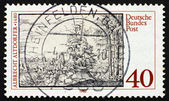 Postage stamp Germany 1980 Albrecht Altdorfer — Stock Photo