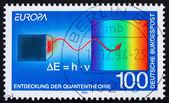 Postage stamp-deutschland 1994 max planck — Stockfoto