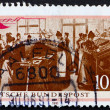 Postage stamp Germany 1991 Lette Foundation — Stock Photo