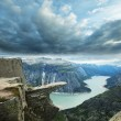 Trolltunga - Stock Photo