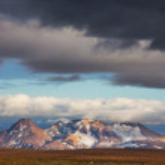 Iceland landscapes — Stock Photo