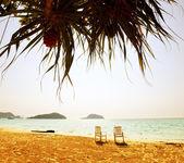 Beach scene — Стоковое фото
