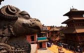 Bhaktapur — Stock Photo