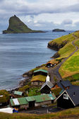 Faroe — Stock Photo