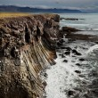 Stock Photo: Icelandic coast