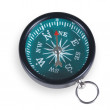 Ancient compass on a white background — Stock Photo #6889067