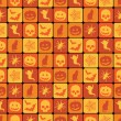Halloween pattern — Stock Vector #7035124