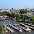 Amsterdam skyline — Stock Photo #6841442