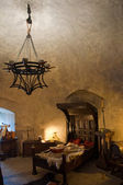 Medieval interior — Stock Photo