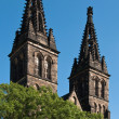 Prague Vysehrad - Stock Photo