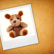 Teddy bear — Stock Photo #7652768