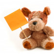 Teddy bear — Stock Photo #7652772