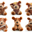 Bear toy — Stock Photo #7829232