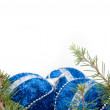 Christmas tree balls — Stock Photo #7851676