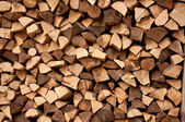 Wooden Logs — Stock Photo