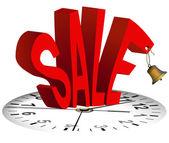 Sale design concept — Stock Vector