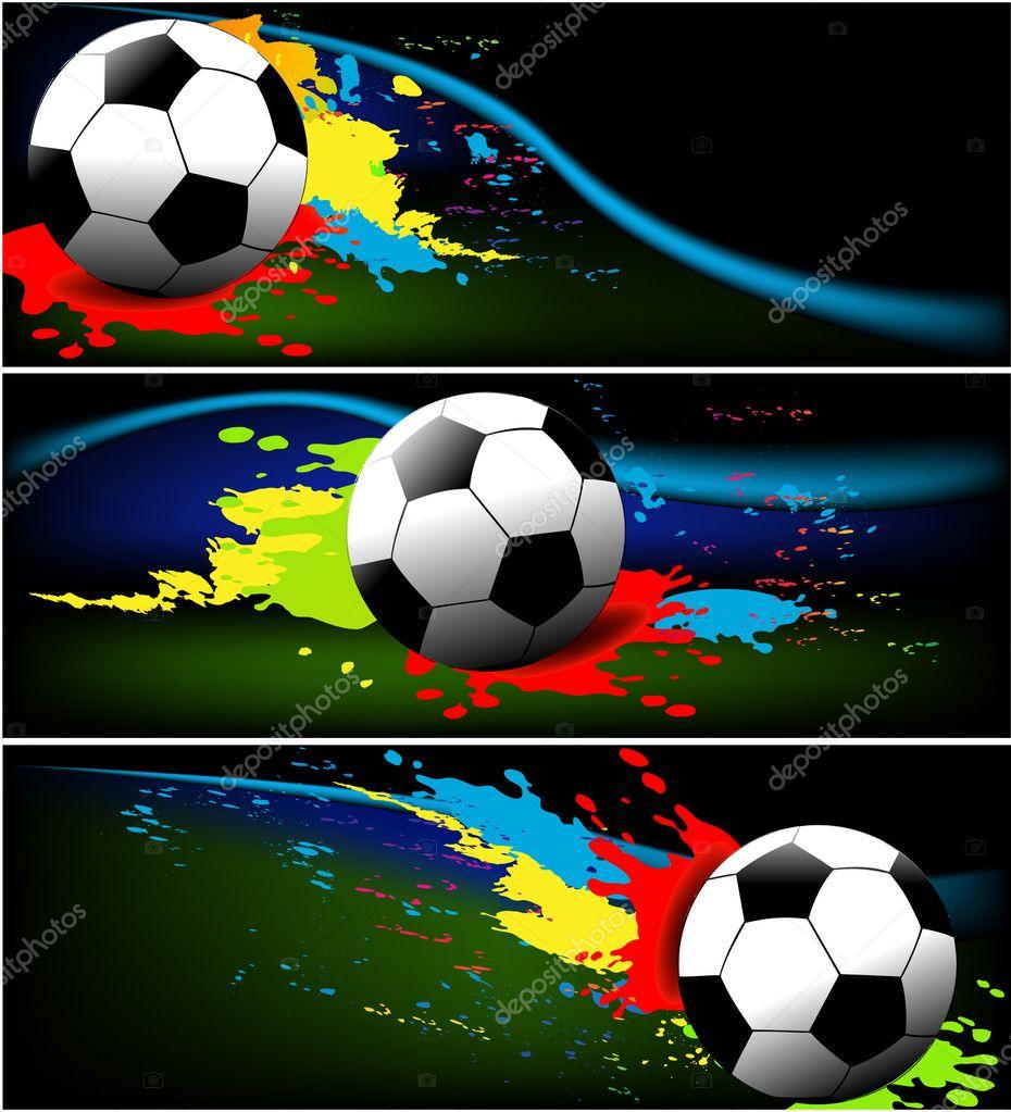 Картинки на баннер футбол