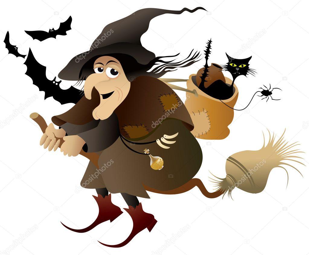clipart halloween hexen - photo #25