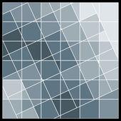 抽象的几何形状马赛克背景 — 图库矢量图片