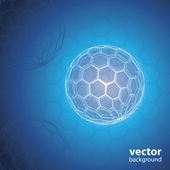Globe Design Vector — Stock Vector