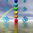 Chakra — Stock Photo #7619998