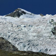 Mountain glacier — Stock Photo #7935457