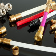 Plumbing supplies — Stock Photo