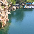 Lake Voulismeni — Stock Photo