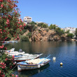 Lake Voulismeni — Stock Photo #6836704
