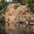 Lake Voulismeni — Stock Photo #6836854