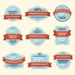 Royalty-Free Stock Vectorafbeeldingen: Set of Premium Quality Labels