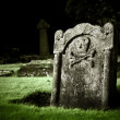 Royalty-Free Stock Photo: Graveyard
