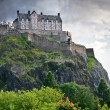 Edinburgh castle - Stock fotografie