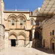 Church of the Holy Sepulchre in Jerusalem — Stock Photo #7387630