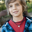 Cute young boy — Stockfoto #6778030