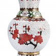 The Chinese vase. — Stock Photo