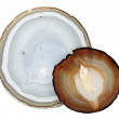 Mineral agate — Stock Photo