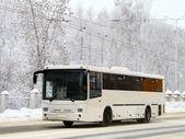 White coach — Stock Photo