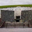 Newgrange passage tomb entrance — Stock Photo #6998273