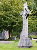 Irish cross — Stock Photo
