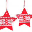 Christmas star - Stockfoto