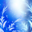 Winter background — Stock Photo #6932530