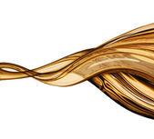 Liquid gold — Stock Photo