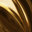 Golden silk — Stock Photo #7921457