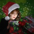 Royalty-Free Stock Photo: Christmas Gift Full of Suprise