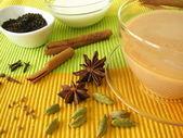 Masala chai — Stockfoto